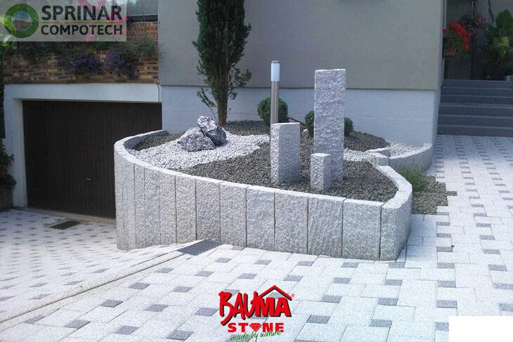 bordure stockholm en granit bouchard e plateforme compostage et produits pour jardins. Black Bedroom Furniture Sets. Home Design Ideas