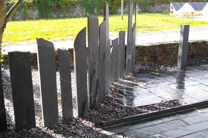 palissades en ardoise plateforme compostage et produits pour jardins sprinar compotech 67. Black Bedroom Furniture Sets. Home Design Ideas