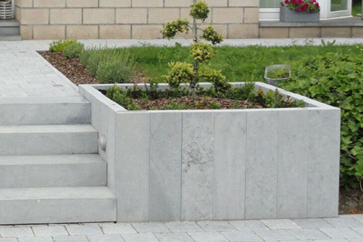 palissade pierre awesome brique de jardin beton pierre de francepice with palissade pierre. Black Bedroom Furniture Sets. Home Design Ideas